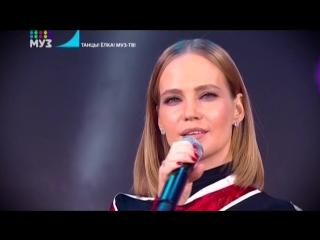 Глюк'oZа (Глюкоза) «Снег идёт» (Танцы! Ёлка! МУЗ-ТВ!, 1.01.2017)