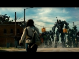 Transformers: The Last Knight Previe   Izzy Stays And Fights   Русские субтитры
