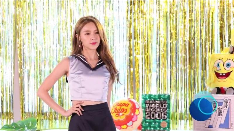 180817 MTV Idols of Asia