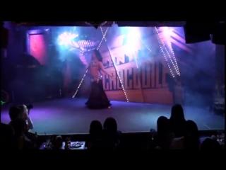 Yulianna voronina in tokyo. belly dance 4751