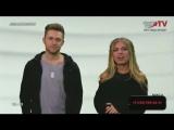 Влад Соколовский и Рита Дакота в программе «MADEINRU» телеканала «Europa Plus TV» (30.11.2016)