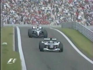 F1 2004. Гран-при Китая. Гонка