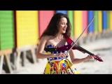 Caitlin De Ville сыграла на электро-скрипке песню Me Enamoré (Shakira) - (Electric Violin Cover )