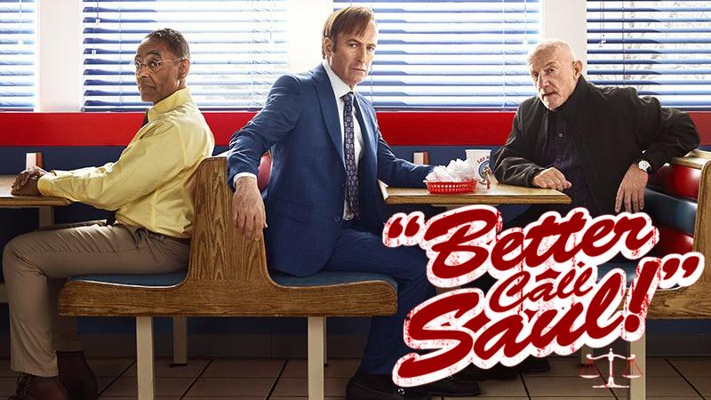 Лучше звоните Солу 📞 Better Call Saul Сезон: 3 / Серия: 1