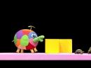 Мультики для самых маленьких Что это, Мойа Развивающий мультик для малышей, 11 серия. Найди пару кукольный театр