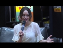 Rebecca Breeds Interview @MCM London May 2017