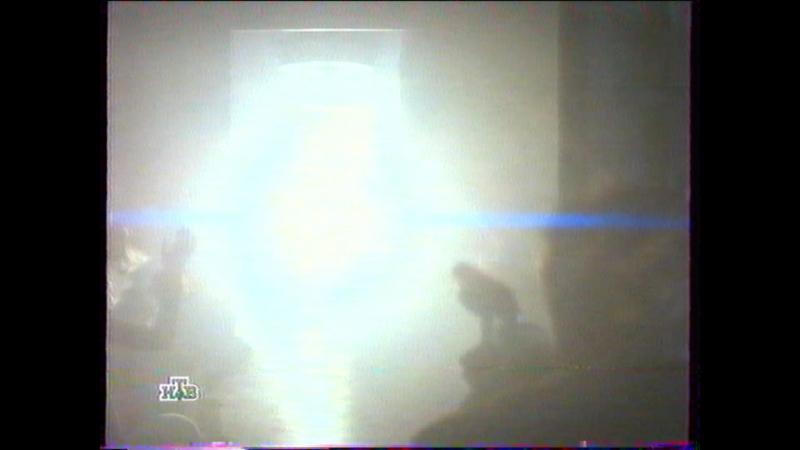 Staroetv.su / Фрагмент анонса фильма Бегущий по лезвию бритвы (НТВ, 26.09.2001)