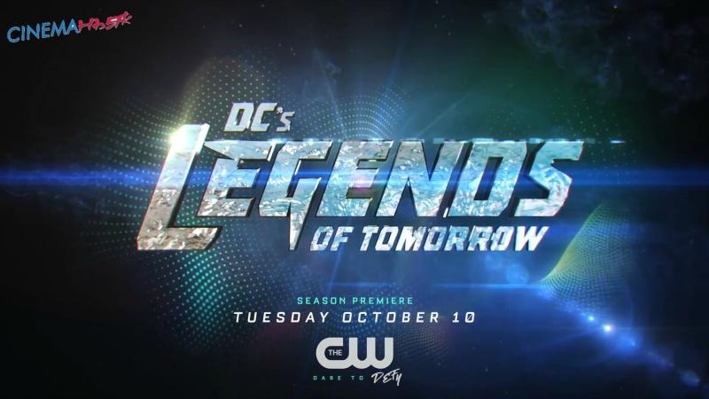 Легенды завтрашнего дня / DC's Legends of Tomorrow (3 сезон) - трейлер в Full HD (2017)