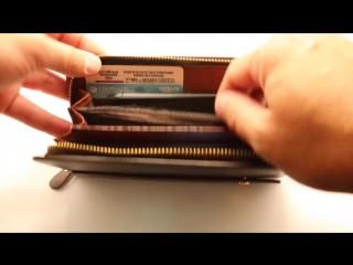 Мужское портмоне + часы в подарок