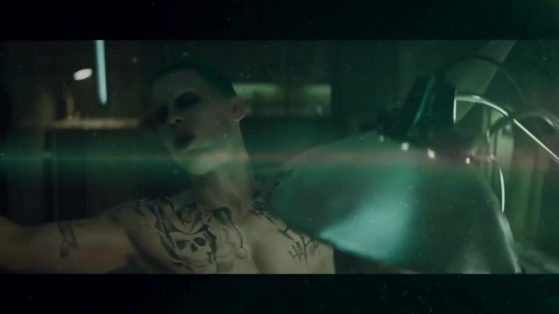 Harley Quinn The Joker - Харли Квинн Джокер - Отряд Самоубийц (клип)