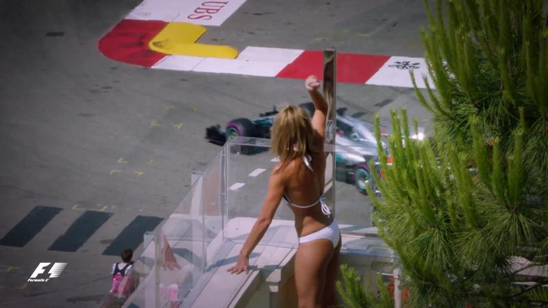 F1 2017 - 06 Monaco GP Official Race Edit