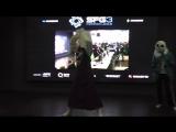 Undertale - Санс и Ториэль (Внеконкурс) (SFG Косплей 11.12.16)