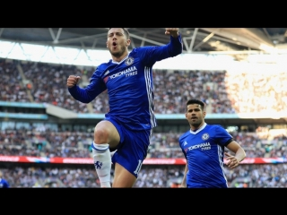 Челси 4:2 Тоттенхэм / Кубок Англии 2016-17 / 1/2 финала / Обзор матча HD