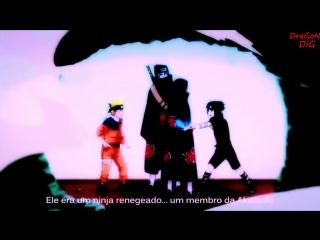 AMV Naruto: Warrior - Uchiha and Uzumaki
