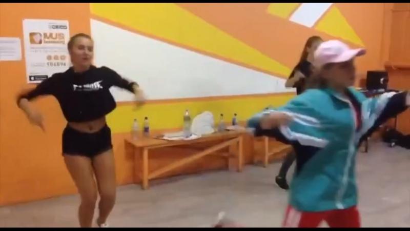 Tinashe - 2 ON (choreo by Taraz)