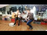 Импровизация в гитарном клубе )