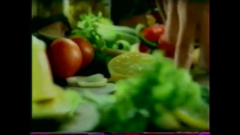 (staroetv.su) Реклама (ОРТ, 1999) Coca Cola, Maggi, Dirol