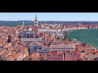 Вокруг света, не вставая с кровати: итальянец совершил путешествие с помощью скриншотов Google Earth.