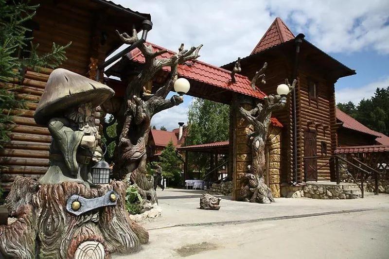 Музей сказок в Берендеевом царстве