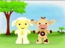 Развивающий мультик для детей от 11 месяцев до 3 лет. часть 1