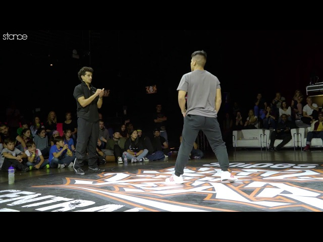 The Wolfer vs Dosu ► semi.stance ◄ Battle of the Year Central Europe 2017