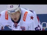 KHL#9янв 2017,ЦСКА -  СКА