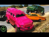 Let's Play - GTA V - Offense Defense with Steven and Reina