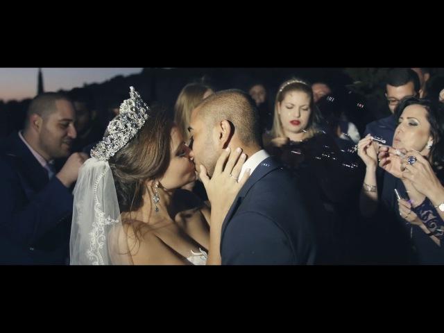 Красивая израильская свадьба на Кипре