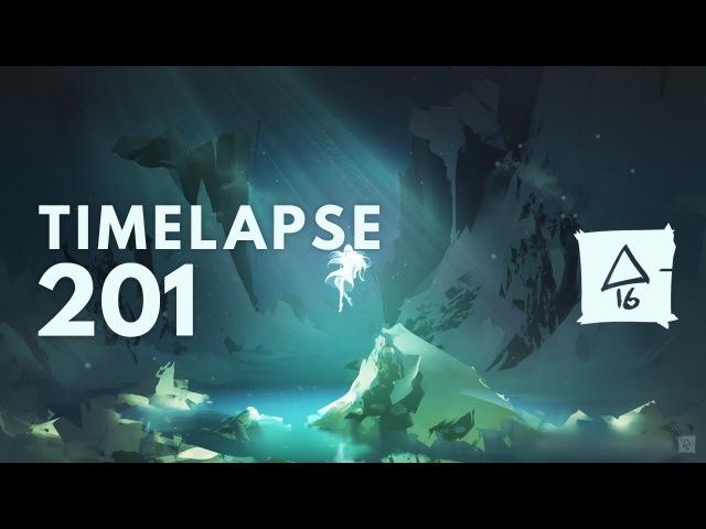 Daily Warmup 201 - Speedpaint Timelapse
