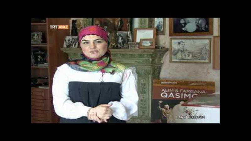 Fərqanə Qasımova - Hayat Hikayeleri - TRT Avaz