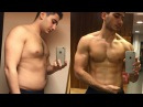 8 Months Body Transformation Fat to Ripped | Before After