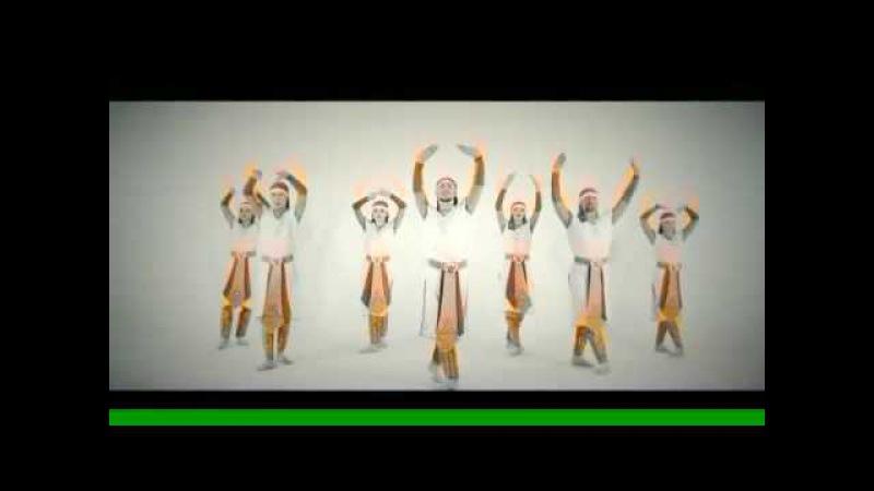 Очень красивый казахский танец!