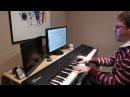 I am Sherlocked Irene Adler's Theme BBC Sherlock Piano Cover