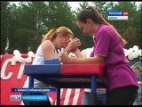В области завершился региональный этап Всероссийских Сельских игр(ГТРК Вятка)