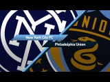 4-Minute Highlights New York City FC 2-1 Philadelphia Union
