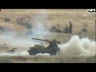 ВАлеппо террористы сбили самолет сирийских ВВС инанесли удар покварталам города