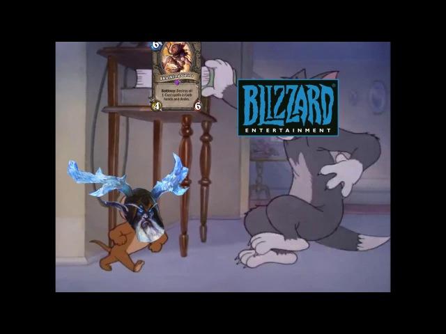 Blizzard dealing with Druid in Hearthstone