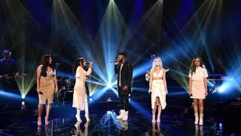 Little Mix feat Jason Derulo 'Secret Love Song' - Live on Graham Norton HD