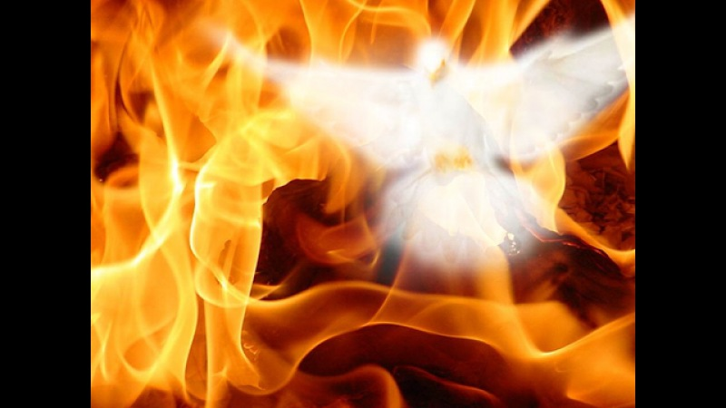 Вам нужно крещение Моего Духа, чтобы пережить то, что грядёт на эту Землю