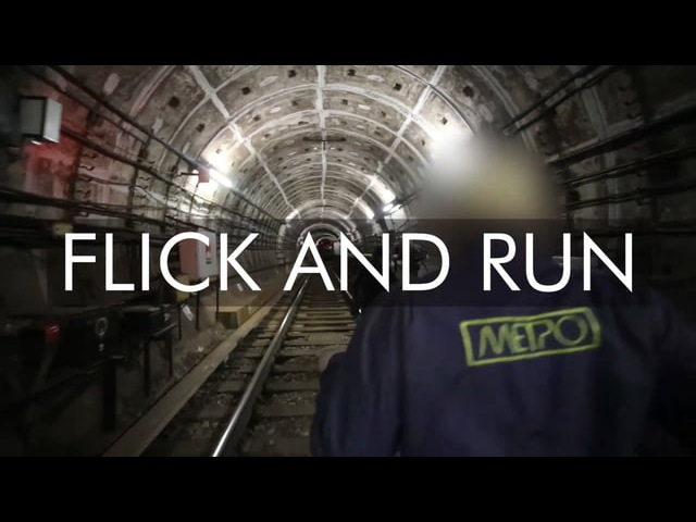 Flick And Run