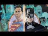 Как снимали Бэтмен против Супермена Обзор О съёмках Боги и люди Встреча Гигантов