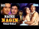 Nache Nagin Gali Gali (HD)- Meenakshi Seshadri - Nitish Bharadwaj - Hit Movie -(With Eng Subtitles)