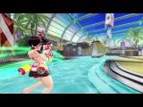 PS4 爆乳ウォーターバトル『閃乱カグラ PEACH BEACH SPLASH』 ウォーターガン紹介動画&#12300