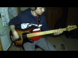 Alain Caron Strings of Spring bass cover