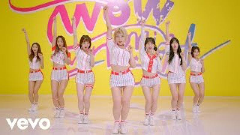 AOA - 「WOW WAR TONIGHT〜時には起こせよムーヴメント girls ver.」