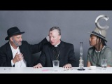A Rabbi, a Priest and an Atheist Smoke Weed Together Strange Buds Cut