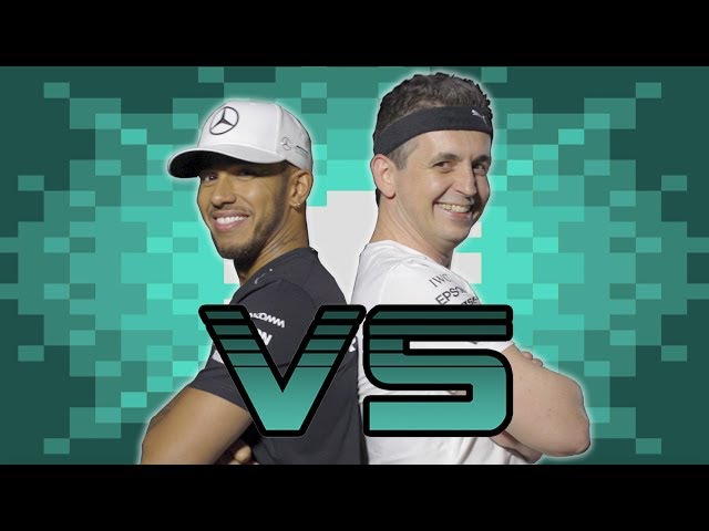 Challenge Accepted! Lewis vs. Ricci - Ping Pong, F1 Style!