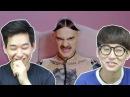 """Реакция корейцев на клип """"LITTLE BIG - BIG DICK"""""""