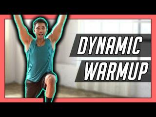 Mike Donavanik - Quick Dynamic Warm Up   Майк Донаваник - Разминка перед тренировкой