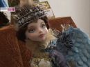 Выставка авторских кукол «Славянские предания» открылась в Доме архитектора